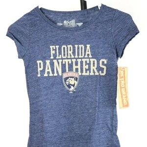 Other - Florida Panthers Original Retro Youth Girls Tee